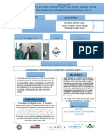 Poster en Ingles y en Español- Equipo 10