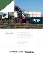 Caracterización de Las Cooperativas de Productores de Caña de Azúcar de Tucumán