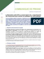 Presse BarometreSante 16092015