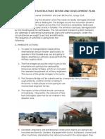 Zandaro Infrastructure Plan