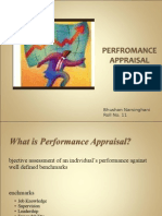 Performance Appriasal