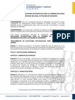 Reglamento Electoral AECL