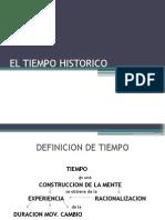 Tiempo histórico. Didáctica de las Ciencias Sociales.