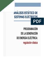 Análisis Estadístico de Sistemas Electricos
