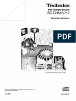Manual Technics 717