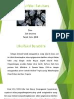 Likuifaksi Batubara