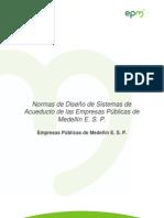 Norma Diseño Acueducto 2013