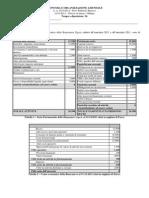 Economia e Organizzazione Aziendale - Prima Prova in Itinere 2013