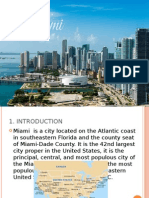 Miami Power Point Presentation