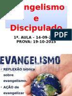 Discipulao e Evangelismo- Aula 1-Oficial