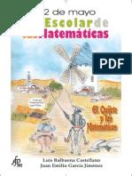 Quijote y Matematicas