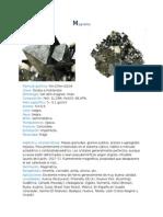 Albun de Mineralogia