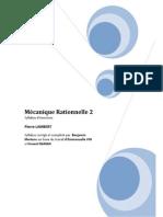 Mecanique Fondamentale exercice.pdf