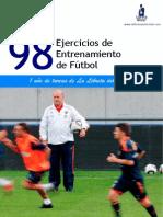 98ejerciciosdeentrenamientodefutbol