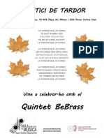Quintet BeBrass