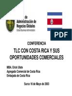 Tlc Peru Costa Rica