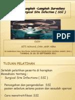 ILO IPCN Dan LAngkah ,Bu Siti Rohani
