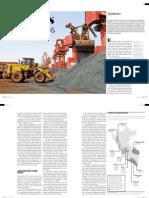 Encadenamientos productivos en el sector minero peruano