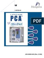 Abbott Hospira PCA III Mednet User Manual