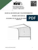 manual seccional New Gate+
