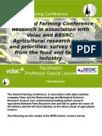OFC Farmer Science Survey