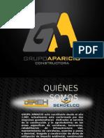Presentación Grupo Aparicio