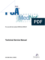 LifeCare PCA With Hospira MedNeT Service Manual