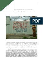 Comité Invisible - Propagar La Anarquía, Vivir El Comunismo