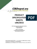 CBDepot.eu Product Specification