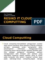 Resiko It Cloud Computting