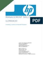 Report HP Version 2.0
