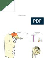 Mapa Indicadores Sociales y Educativos de Villarino y la Región.