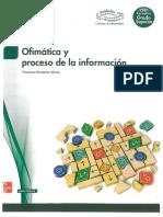 Ofimatica y Proceso de La Informacion McGraw Hill Grado Superior