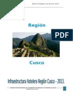 Boletín Estadístico de Turismo 2013 – DIRCETUR CUSCO