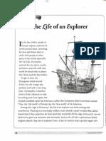 life an explorer- simulation