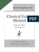 Classical-Guitar-Method-One