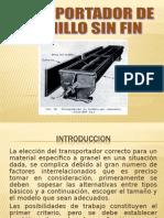 3-Tornillos Sin Fin