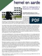 Helft Van Ziektegevallen in Nederland is Vermijdbaar