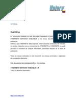 Manual Valery Nomina 2015