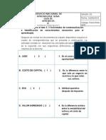 Cuadro Correspondencia 3.3
