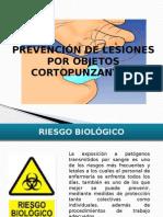 Prevención de Lesiones Cortopunzantes
