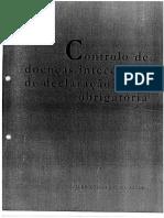 Controlo de Doenças Infecciosas de Declaração Obrigatórias