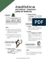 IV Bim - ARIT. - 3er. Año - Guía 6 - Estadística I