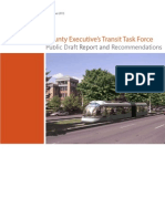 2015 Montgomery County Transit Task Force Report