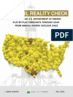 Tight Oil Reality Check (2015)