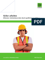 Folder_Sicher Arbeiten