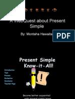 English2 RegFiles Present Simple Webquest1