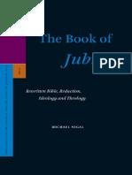 Segal, The Book of Jubilees
