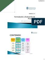 2 Formulacion y Evaluacion de Proyectos - Estudios y Costos de Proyectos (1)