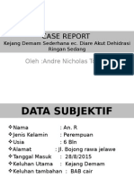 Ppt Case Report Kejang Demam